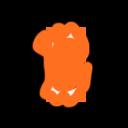 Icono de una moneda de Bitcoin