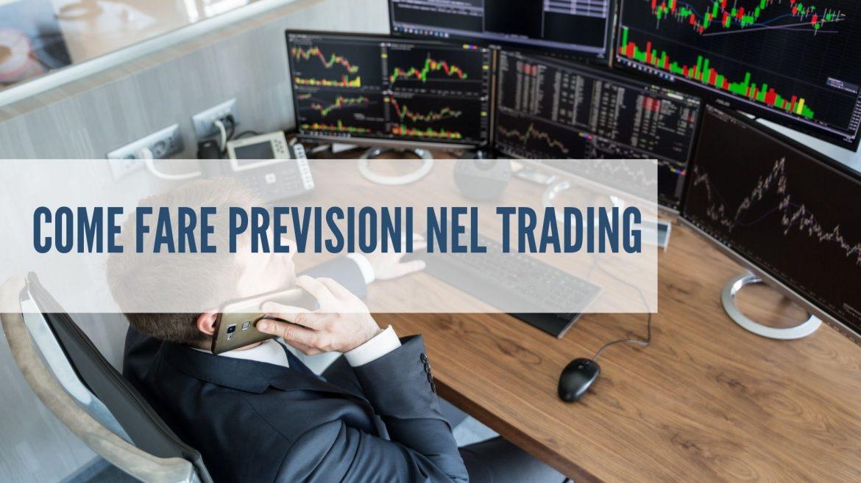esiste certezza nel trading?